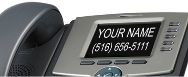 Local Caller ID with Name Display